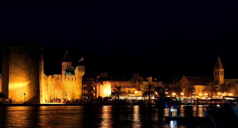 Trogir, Croatia, summertime, vacation, the best destination