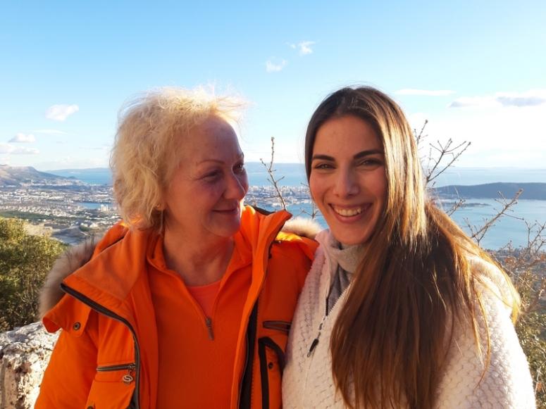 Marija Definis Gojanović, Jelena Šutić planinarski klub Gojzerice, Split, avanturizam, planinarenje