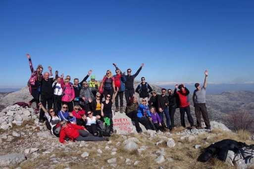 PK Gojzerice, Split, planinarenje, planine